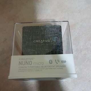 Creative nuno micro bluetooth compact speaker