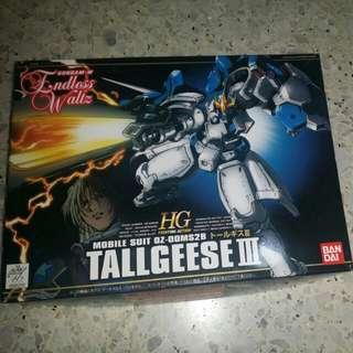 Gundam Tallgeese 3