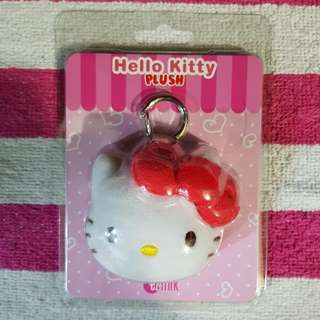 Red Hello Kitty Plushie Ezlink Charm