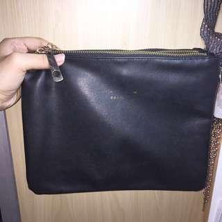 黑色三連袋