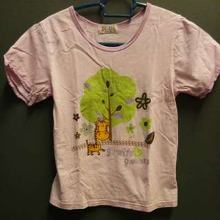 Mothercare Tshirt for Girls JKIDS