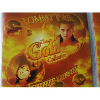 TOMMY PAGE & DEBBIE GIBSON The Gold Collection