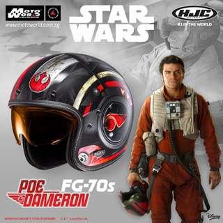 HJC Starwars Resistance Fg-70 Helmet
