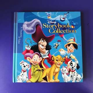 a treasury of tales disney storybook collections
