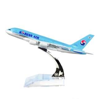 A380 Model Plane