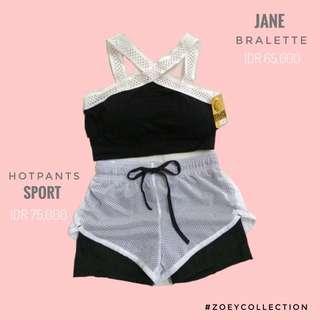 Hotpants Sport