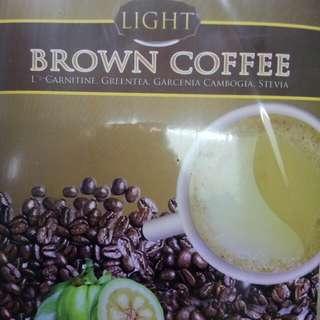 LIGHT BROWN COFFEE