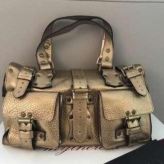 新年大價-Mulberry Leather bag