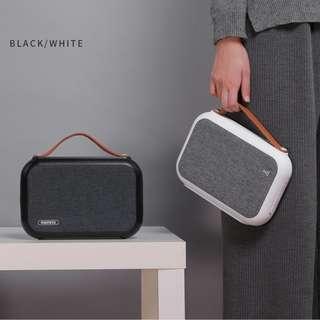 Instocks ✅ REMAX  Portable Fabric Bluetooth Speaker RB-M17