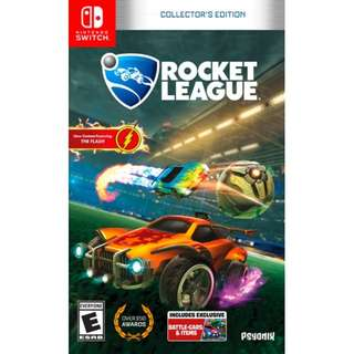 Rocket League Collector Ed Nintendo Switch