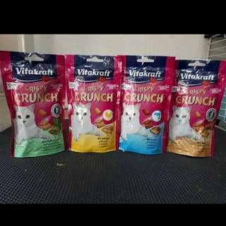 Vitakraft Crispy Crunch Series (Cat Treat)