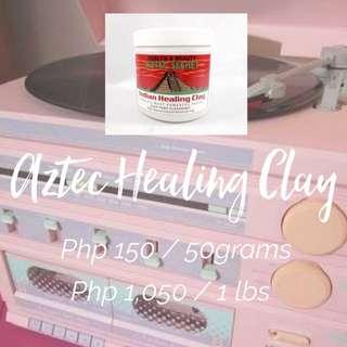 Aztec Healing Clay / Indian Healing Clay