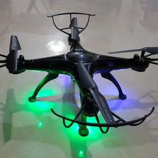 Drone with 2mp camera sale last two units going fast!