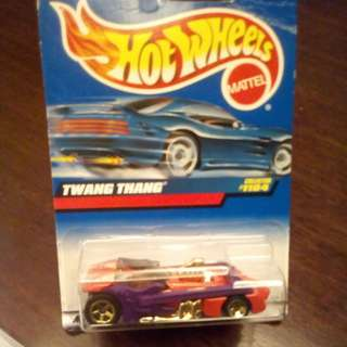 TWANG THANG by Hot Wheels
