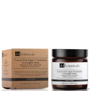 Dr Botanicals Coco Noir Mask 50ml