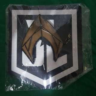 Aquaman GSC metal icon