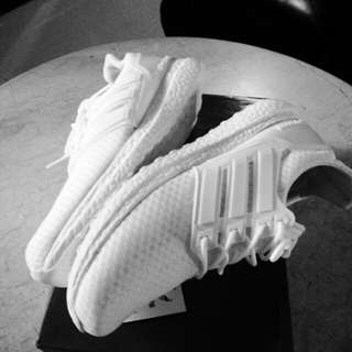 Adidas Neo fully white