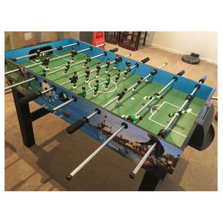 10 in 1 Games Table