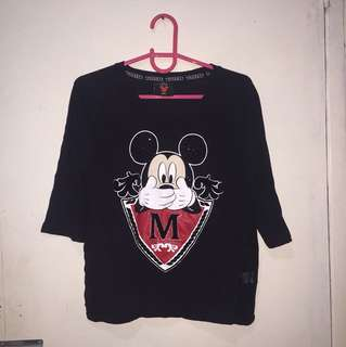Mickey Mouse top bought from Disneyland