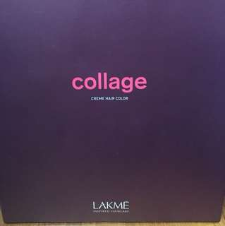 Lakme Hair Color Tube