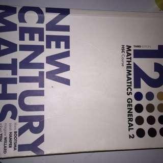 New Century Maths 12 (Gen2)