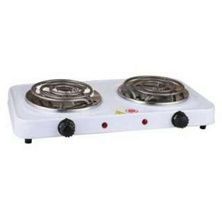 YQ hot Plate electric cooking double burner