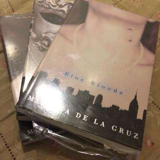 Blue Bloods Series by Melissa dela Cruz