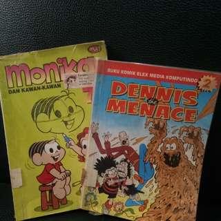 Komik Monica & Dennis the Menace