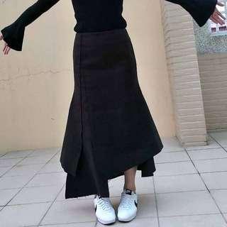 正韓不規則裙....新品