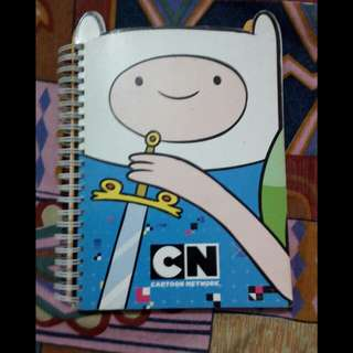 Adventure Time Notebook!