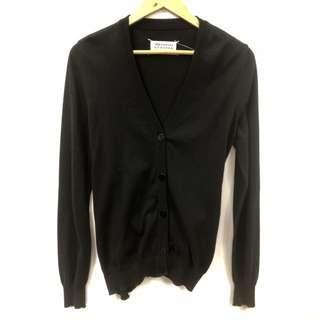MMM black cardigan