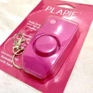 Pink Rape Whistle Personal Alarm