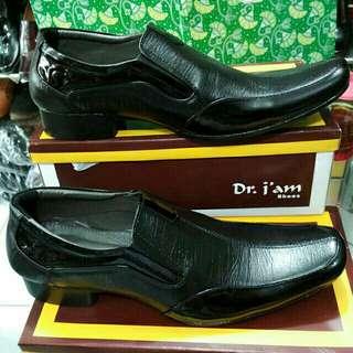 Sepatu Pantofel Kulit Pria Persada Kode 6029