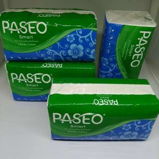Tisu Paseo 250 sheets 2 ply