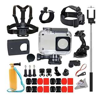 Deyard Y-05 Protective Waterproof Housing Case 35 in 1 Accessories Bundle