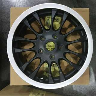 14 spoke 12 inch rims for Vespa