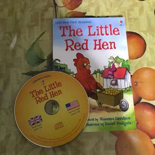 PL usborne first reading The little red hen
