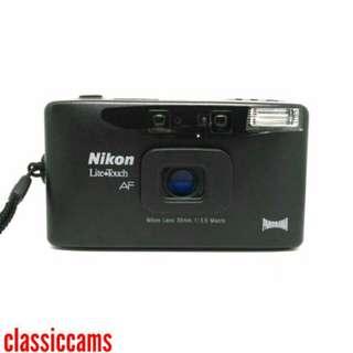 Nikon AF600 35mm Film Camera