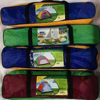 Tent for 4or6or8 persons 580 650 800