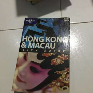 Hk and Macau lonely planet
