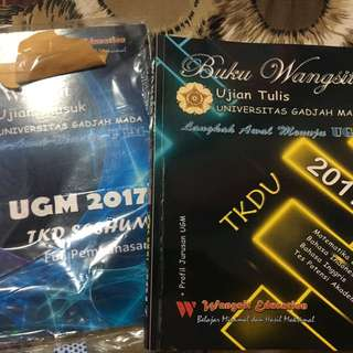 Preloved Wangsit Soshum UGM 2017