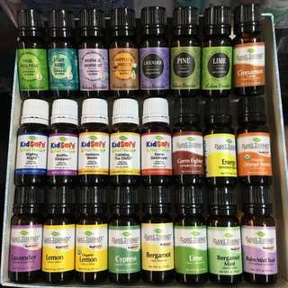 Essential Oils Pure Aromatherapy Grade