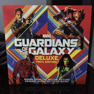 GUARDIANS OF THE GALAXY ORIGINAL SOUNDTRACK RECORDING: Deluxe