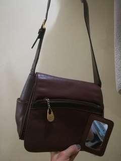 SALE! Leather Bag