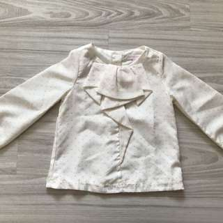 Brand new without tag Janie and Jack top size 2T