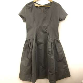 Marni dark gray dress size 40