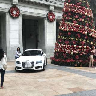Best wedding Car in Singapore