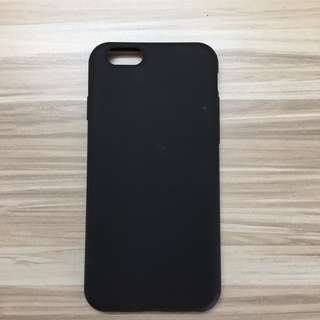 BLACK JELLY CASE IPHONE 6/6S