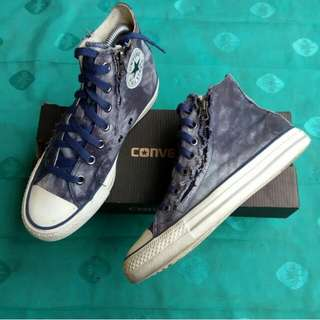Converse ct hi double zip
