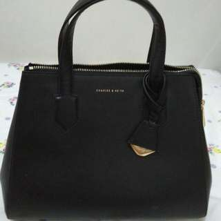 Charles &  Keith Hand Bag (sling available) original